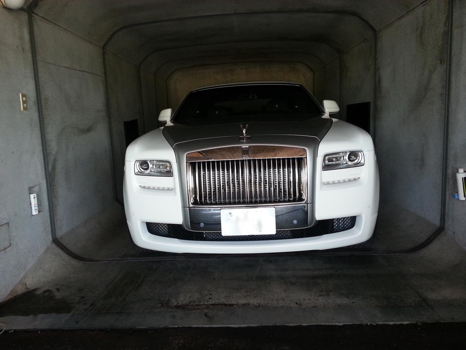 成田空港駐車場ならコスモ4