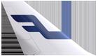 エアフインランド尾翼ロゴ