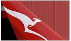 カンタス航空尾翼ロゴ