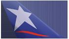 ラン航空尾翼ロゴ