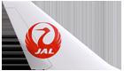 日本航空尾翼ロゴ