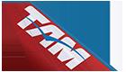 TAM航空尾翼ロゴ