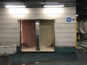 トイレP2駐車場1階