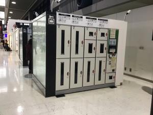 コインロッカー成田空港第2ターミナル