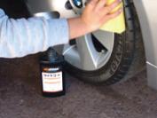 水性・油性、タイヤに合わせて