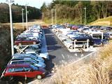 成田空港駐車場コスモ9